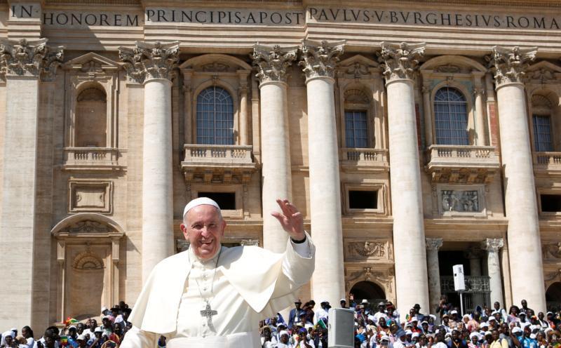 Pope Francis grants Priesthood to Women