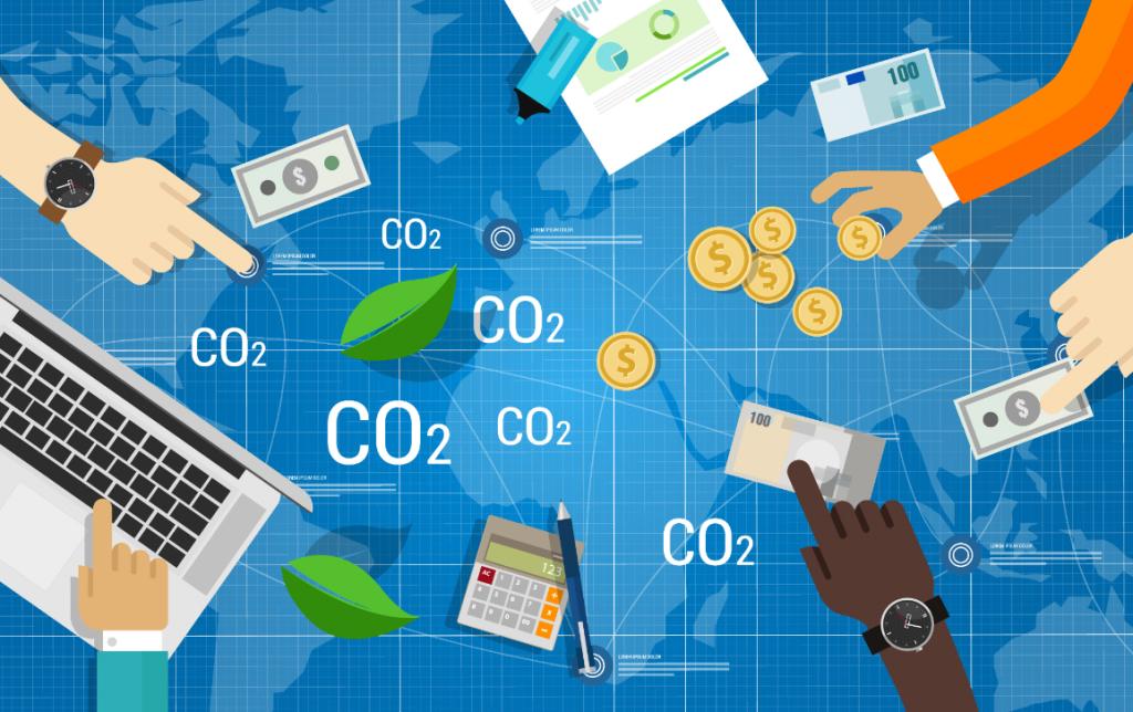 कार्बन सीमा समायोजन यंत्र(Carbon Border Adjustment Mechanism)